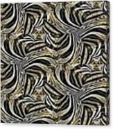 Zebra Vii Canvas Print
