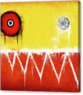 Zeeko Abstract #104 Canvas Print