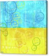 Zeeko Abstract #103 Canvas Print