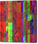 Zen Owl Abundance Canvas Print
