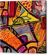 Zenyura Canvas Print