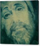Zero Mostel Canvas Print