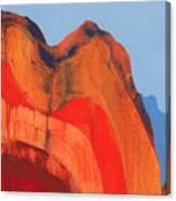 Zion Narrows Canvas Print