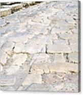 Zippori Roman Capital Of The Galilee Region Canvas Print