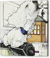 Zito 7-1460 Canvas Print