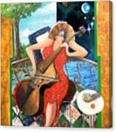Zoraida Canvas Print