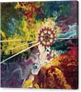 Zuihitsu Canvas Print