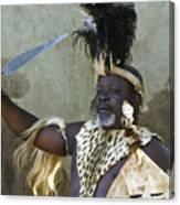 Zulu Pride Canvas Print