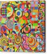 ZW5 Canvas Print
