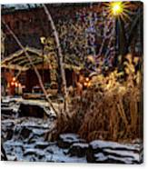 033 - Mears In Winter Canvas Print