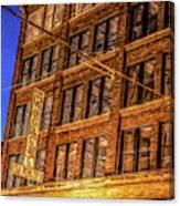 072 - Jax Building Canvas Print