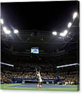 2015 U.s. Open - Day 4 Canvas Print