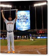 83rd Mlb All-star Game 1 Canvas Print