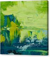 Abstract Art  Background Oil Painting Canvas Print