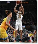 Atlanta Hawks V Milwaukee Bucks Canvas Print