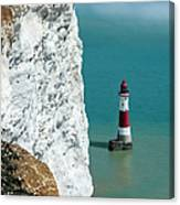 Beachy Head Canvas Print