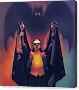 Bela Lugosi As Dracula Canvas Print
