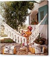 Bettina Graziani Canvas Print