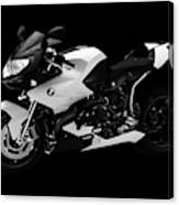 Bmw R1200s Canvas Print