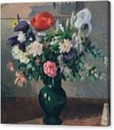 Bouquet Of Flowers, 1898 Canvas Print