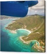 British Virgin Islands, Tortola Canvas Print