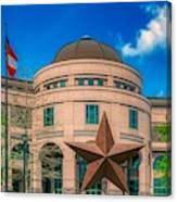Bullock Texas State History Museum Canvas Print