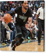 Chicago Bulls V Memphis Grizzlies Canvas Print
