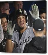 Chicago White Sox V Toronto Blue Jays Canvas Print