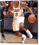 Cleveland Cavaliers V Minnesota Canvas Print