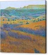 Dream Of West Dakota Canvas Print