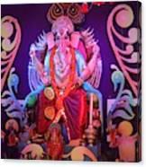 Ganesha3 Canvas Print