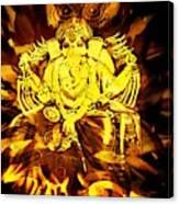 Ganesha4 Canvas Print