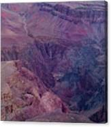 Gorge Canvas Print