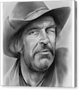 Jack Elam Canvas Print