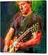 Jon Bon Jovi Canvas Print