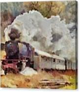 Kylltal Railway  Canvas Print