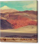 Landscapes Of Northern Argentina Canvas Print