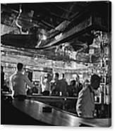 Latin Quarter Bar Canvas Print