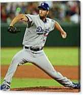 Los Angeles Dodgers V Arizona 1 Canvas Print