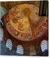 Mausoleo Di Santa Costanza Canvas Print