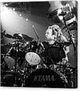 Metallica Live Canvas Print