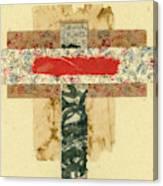 Mini Collage 575a Canvas Print