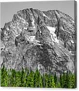 Mountain Rising Canvas Print