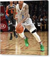Nba All-star Game 2017 Canvas Print