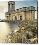 Normanton Church Museum Canvas Print