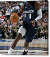 Orlando Magic V Dallas Mavericks Canvas Print