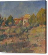 Pierre Auguste Renoir  Canvas Print