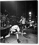 Red Hot Chili Peppers London Astoria Canvas Print