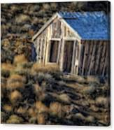 Rustic  4461 Canvas Print
