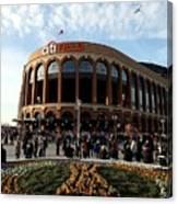 San Diego Padres V New York Mets Canvas Print